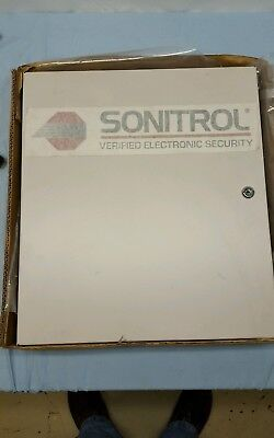 New Sonitrol Security System Panel Mwm-C  45/15-Free Shipping
