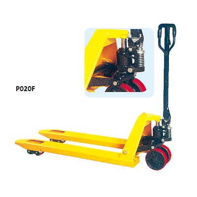 PALLET TRUCK, PALLET TROLLEY  PALLET LIFTING 2 ton