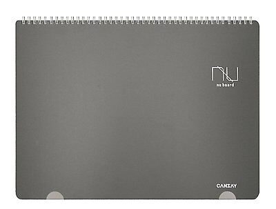 CANSAY NU board Portable Notebook Style White Board A3 425×310mm / 16.7 x 12.2in