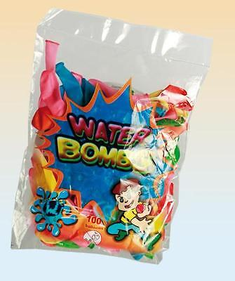 Kids Childrens Water Ballons / Bombs Multi Coloured Stocking/Bag fillers
