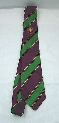 Rugby League Challenge Cup Centenary silk tie 1995-1996