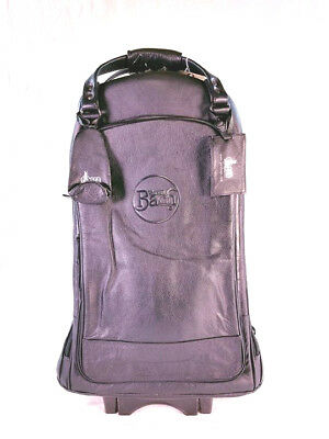 Bach Leather Double Trumpet Gig Wheelie Bag BRAND NEW