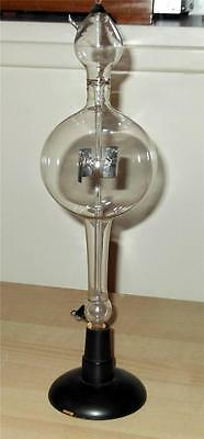 ELECTRIC CROOKES RADIOMETER,GERMANY,LAST QUARTER 19th CENTURY