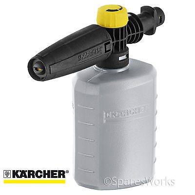 KARCHER K2 K3 K4 K5 K6 K7 Car Valet Snow Foam FJ6 0.6L Jet Nozzle Bottle 0.6L