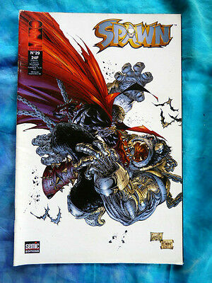 VF - Semic editions - Spawn n° 29 - mensuel - septembre 1998.