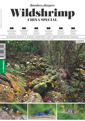 Breeders and Keepers - Wild Shrimp - White Edition - Shrimp Magazine / Book