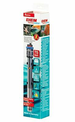 EHEIM Aquarium Heater 75w Thermostat Submersible Fish Tank Heat Tropical Marine