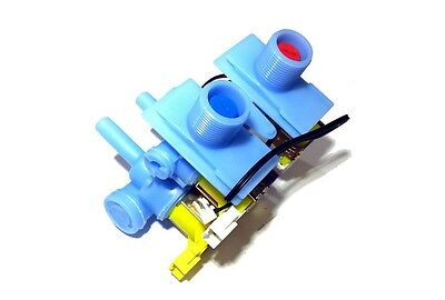 Genuine Fisher & Paykel Water Dual Inlet Valve Wl80T65Cw1 Wl80T65Dw1 421175P