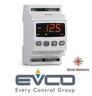 Evco Ev6221N7Vxbs Digital Thermostat For Static Refrigerated / Fridge Units