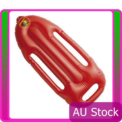 Smiffys Baywatch Inflatable Safety Float Lifeguard Swimming Costume Accessory