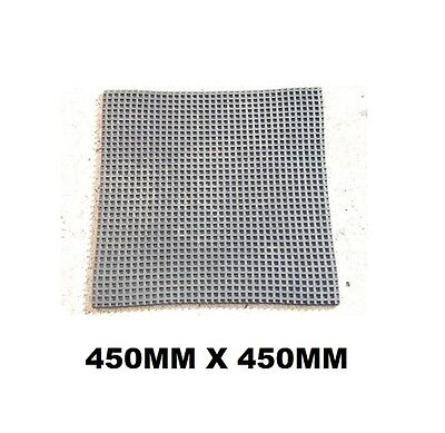 Air Conditioner Anti Vibration Rubber Waffle Pad 450Mm X 450Mm Rubber Mat