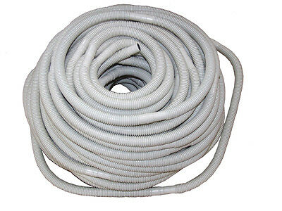 Air Conditioner Pvc Drain Hose / Pipe / Tube Flexible Int 16Mm X 50 Metre Roll