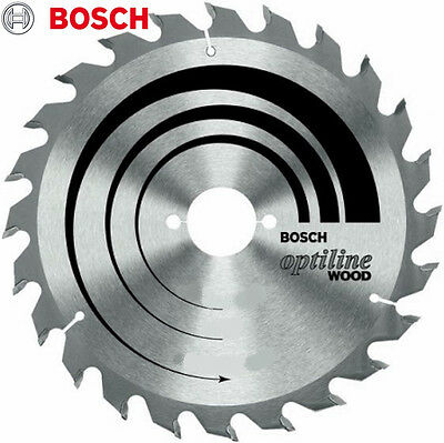 Circular Saw Blades Bosch Optiline Wood TCT Blades For Hand Held Saws 130-250mm