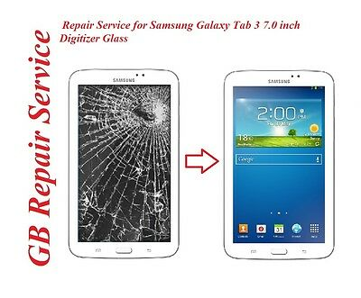 Repair Service for Samsung Galaxy Tab 3 7.0'' T210 T211 Touch Screen Digitizer