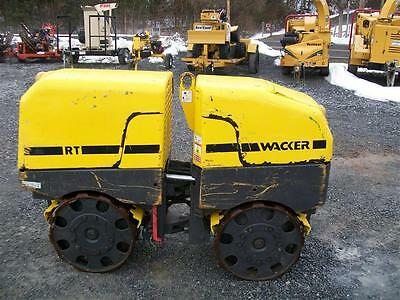 Trench Roller, Wacker, RT82SC