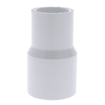 Schedule 40 PVC Slip Coupling-Size:1//2 inch-100 pack