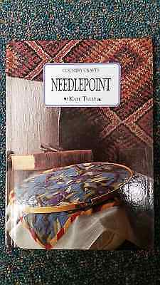 Country Crafts NEEDLEPOINT by Kate Tully
