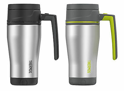 Thermos ELEMENT5 16 Ounce  Vacuum Insulated Stainless Steel Mug, 3 Colors