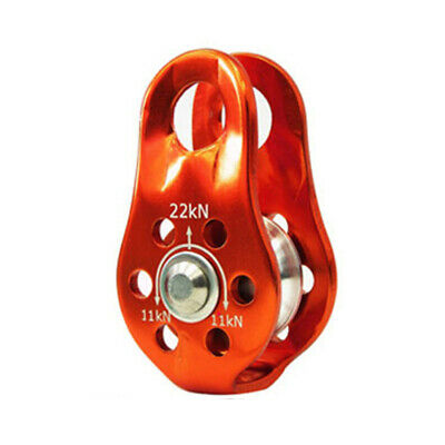 Axis Fixed Cheek Pulley 22kN Climbing Equipment Gear  | AUTHORISED DEALER