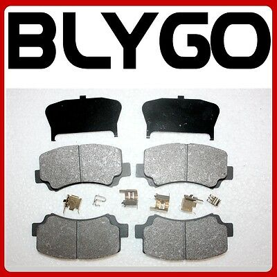 Disc Brake Caliper Pads Set 300cc 350cc 650cc Quad Dirt Bike ATV UTV Dune Buggy