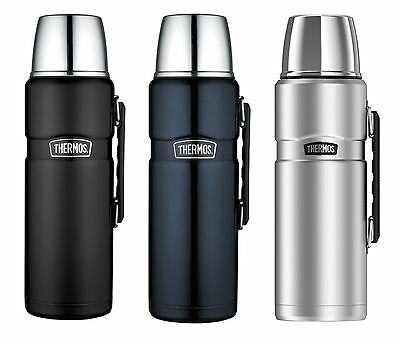 Thermos Stainless King 68 Ounce Vacuum Insulated Beverage Bottles