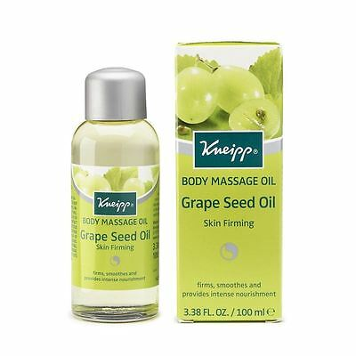 Kneipp Skin Firming Massage Oil 100ml