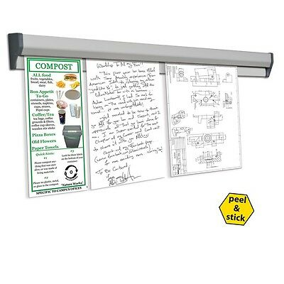 Aluminium ticket tab grabber, kitchen bar cafe order holder bar bill organiser