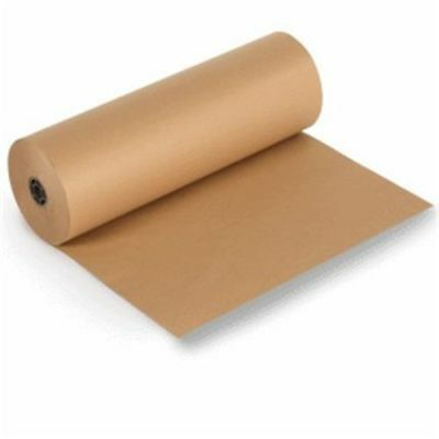 900mm x 200M Heavy Duty Kraft Brown Wrapping Paper Roll Packing Packaging