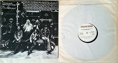 The Allman Brothers Band At Fillmore East 2 Lp