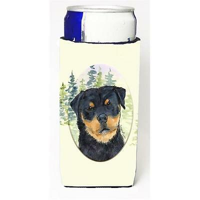 Carolines Treasures SS8049MUK Rottweiler Michelob Ultra s For Slim Cans 12 oz.