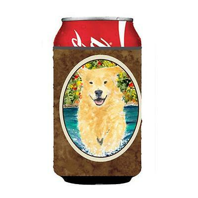 Carolines Treasures SS8978CC Golden Retriever Can Or bottle sleeve Hugger 12 oz.