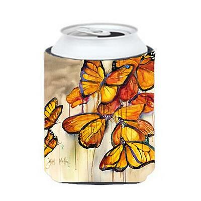 Carolines Treasures JMK1220CC Butterflies Can & Bottle Hugger