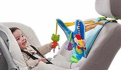Taf Toys Baby Car Seat Toy Keeps Baby Happy and Busy While in Car