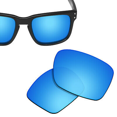 Polarized Replacement Lenses for-OAKLEY Holbrook Sunglasses Ice Blue UVA&UVB