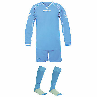 Givova Adult Leader Football Team Kits
