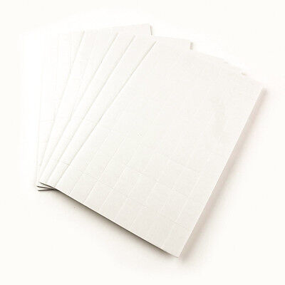 320 Double Sided Sticky Pads Tabs Adhesive Weatherproof Number Plate Pads Foam