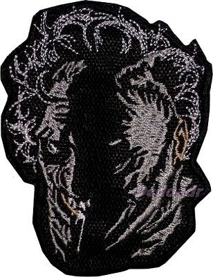The Texas Chain Saw Massacre Leatherface Embroidered Patch Horror Movie Sally