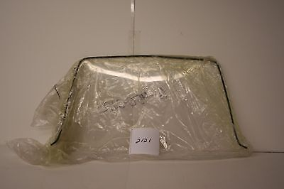 "Polaris Windshield, Tx 76-79, Txl 77-78, 14.5"" Clear, New,jamco Usa"