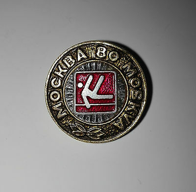 1980 Summer Olympics Games of the XXII Olympiad Pin Badges Moscow Gymnastic
