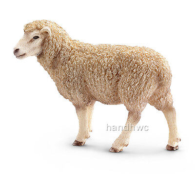 Schleich 13743 Sheep Model Farm Animal Toy Model Figurine - NIP