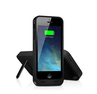 MPOW 2400mAh Battery Case for iPhone 5/5S [MFI Apple Certified]