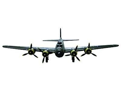 B-17 Flying Fortress - Kit SW 1875mm  2750g  EPO