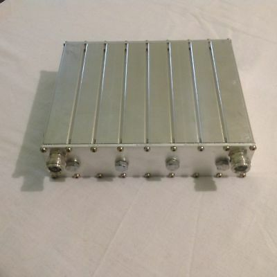 Bandpass filter 460MHz
