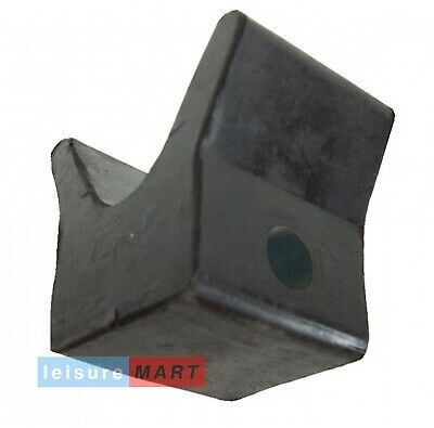 Boat trailer 113mm bow snubber block lmx252