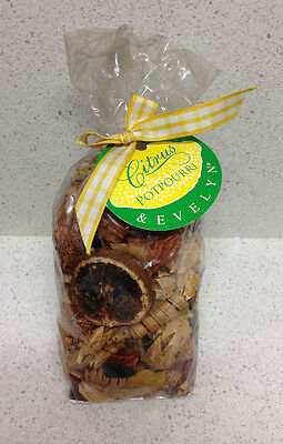Pot Pourri Crabtree & Evelyn Limone Citrus 113 G. Perfumed Pot Pourri 4 Oz.