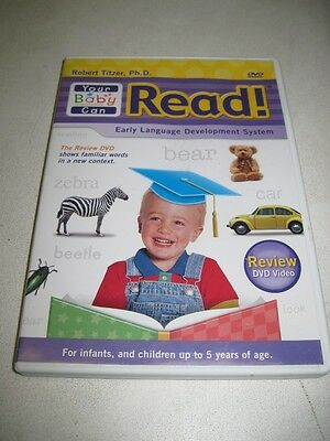 Your Baby Can Read Vol. Review Dvd Video