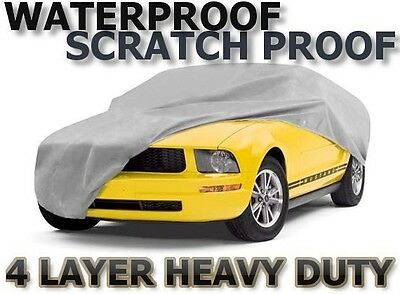 Ford Mustang Car Cover HEAVY DUTY Waterproof 2005 2006 2007 2008 L