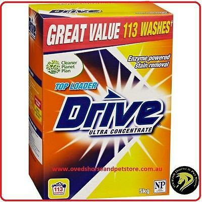 Drive 2xConc Top Loader Laundry Powder 5kg Box (5kg Only)