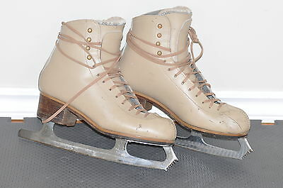 Ladies Gam Figure Skates