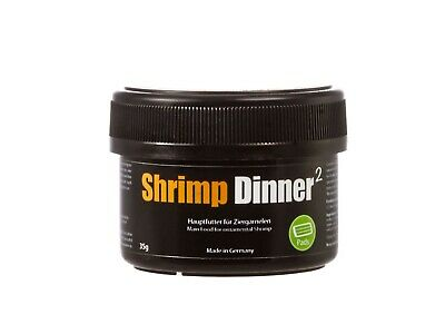 Glasgarten Shrimp Dinner Pads 35g - Top Food for Crystal Cherry Tiger Shrimp